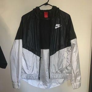 A Nike windbreaker